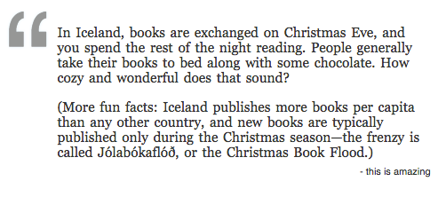 Iceland books quote Books Rock My World