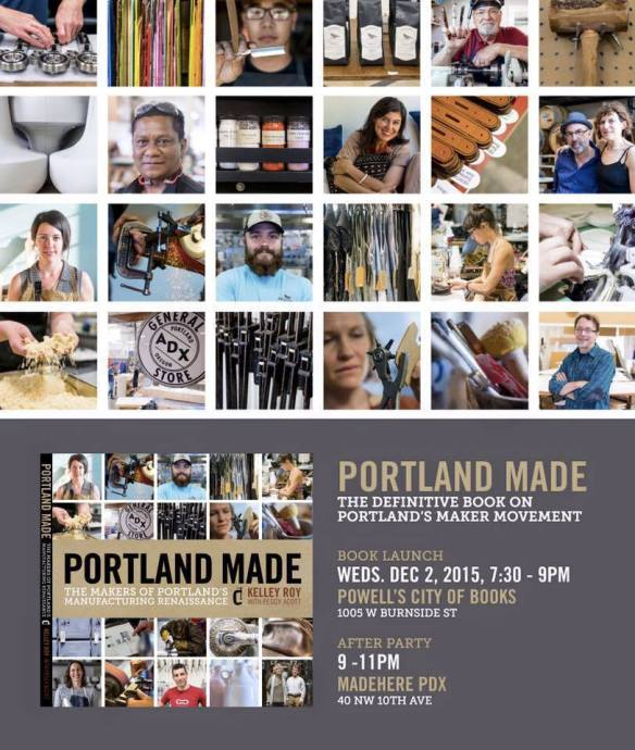 Portland Made Poster
